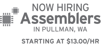 Now Hiring Assemblers