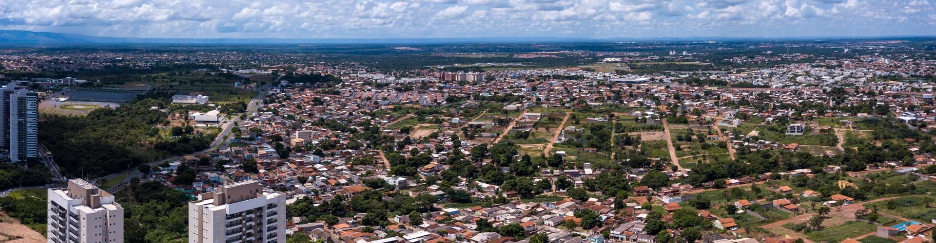 Cuiabá é uma das capitais que mais cresce no Brasil.