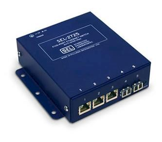 Switch de Ethernet SEL-2725