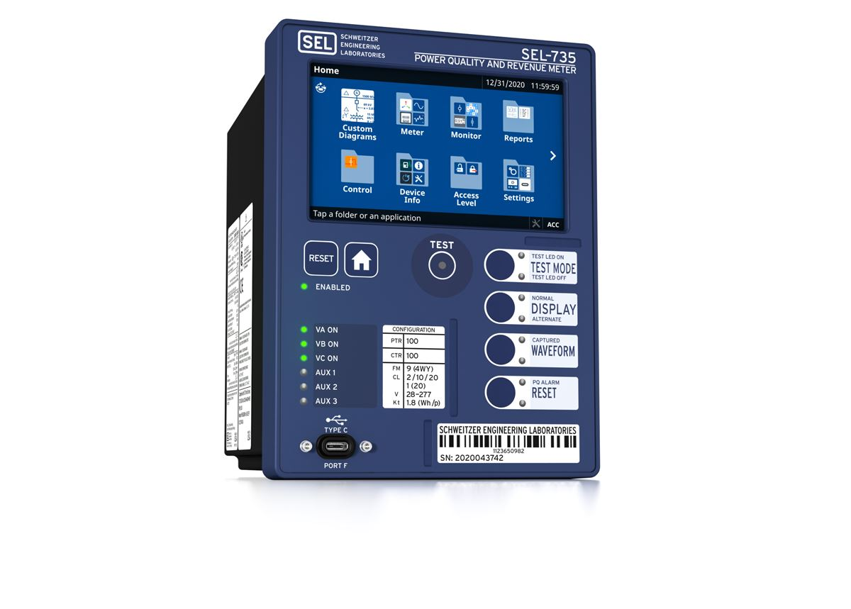 Simplify Meter Commissioning, Troubleshooting, and More With a Touchscreen