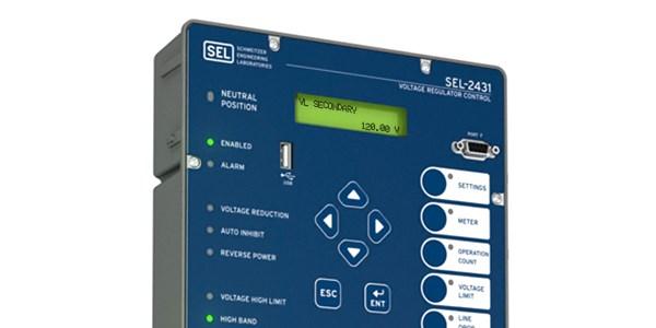 2431?n=63575397928000 sel 2431 voltage regulator control schweitzer engineering sel 451 wiring diagram at n-0.co