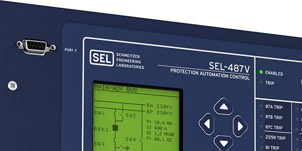 487V?n=63576351560000 sel 487v capacitor protection and control system schweitzer sel 351 relay wiring diagram at reclaimingppi.co