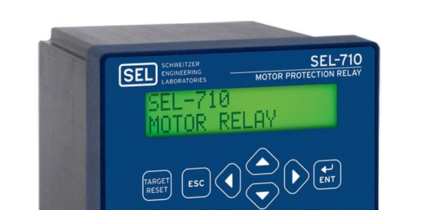 SEL-710 Motor Protection Relay | Schweitzer Engineering Laboratories