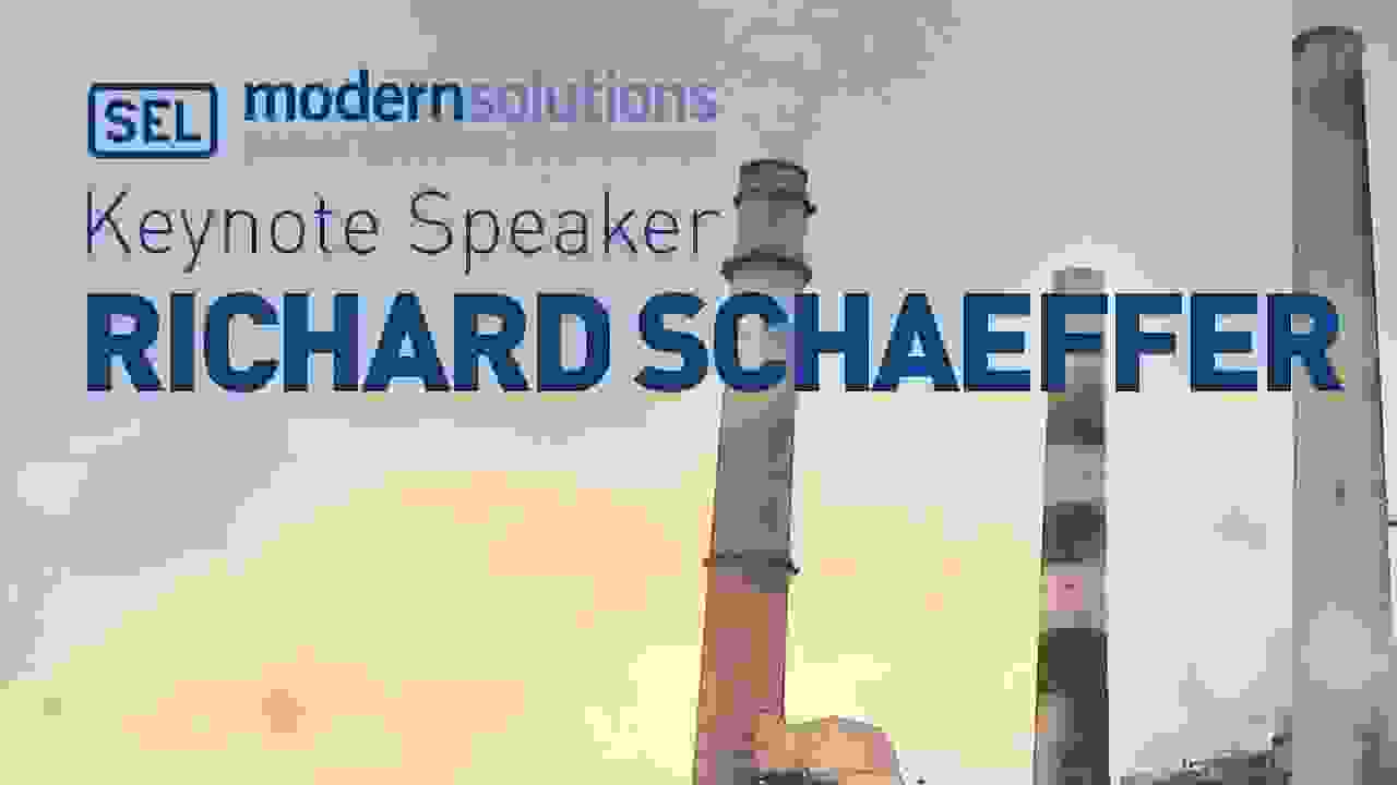 Modern Solutions 2015 Keynote Speaker Richard C. Schaeffer, Jr.