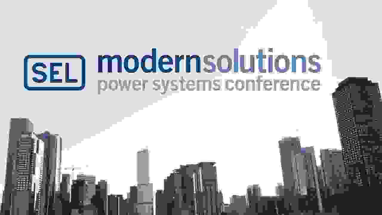 Modern Solutions Power Systems Conference 2016