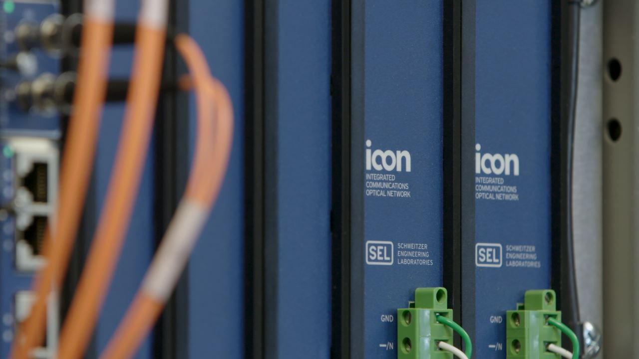 Icon Integrated Communications Optical Network Schweitzer 12 Lead Motor Wiring Diagram Iec Engineering Laboratories